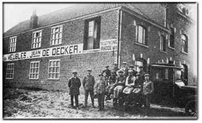 Kantoor Dedecker